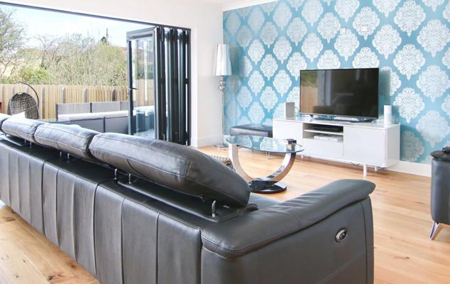 Manse Living Room
