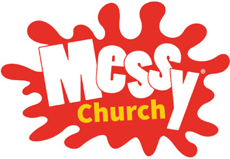 Messy Church logo © The Bible Reading Fellowship 2018