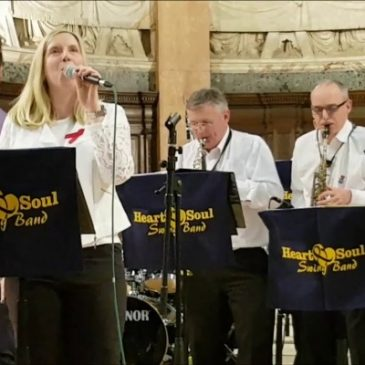 Heart & Soul Swing Band