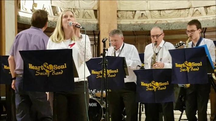 Heart & Soul Swing Band