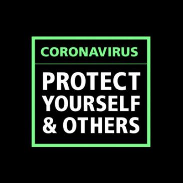Coronavirus Protect Yourself & Others