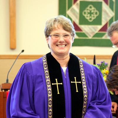 Rev Laurene Lafontaine